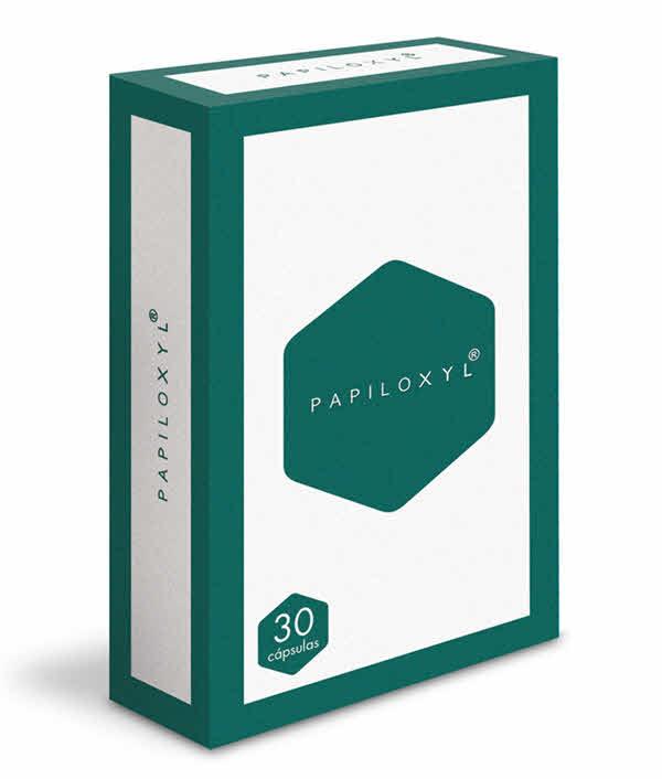 Papiloxyl 30 capsulas